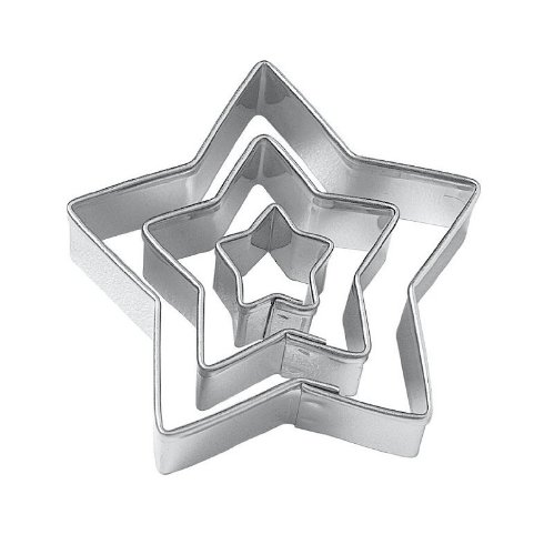 Sonline Star Outs Cookie Cutters