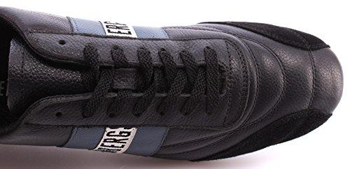Scarpe Uomo Sneakers BIKKEMBERGS BKE 107247 Soccer 106L Shoe Uni Black Avio New Venta Más Reciente aYfxaN