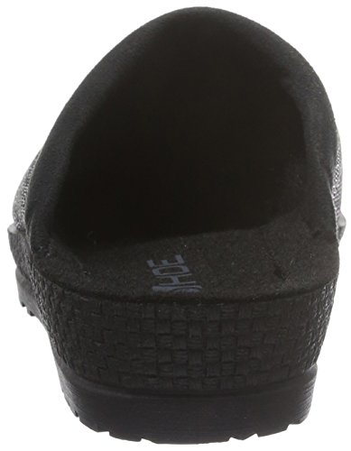 negro Neustadt negro Negro 90 para Mujer Zuecos Rohde d 6xdqTff0