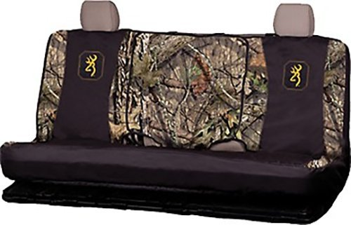 Realtree Truck Seat Covers - Browning Camo Seat Cover | Bench | Break-Up | Full Size