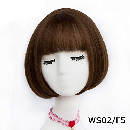43 colors Synthetic Short Wavy BOB Wigs Womens
