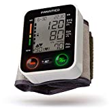 Automatic Wrist Blood Pressure Monitor by Paramed:Blood-Pressure Kit of Bp Cuff + 2AAA