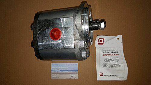 Hydraulic Gear Pump - JCB 185HF - Skid Steer Loader - 20/204400 from Jcb