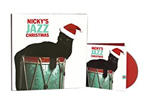 Nicky's Jazz Christmas CD and book set