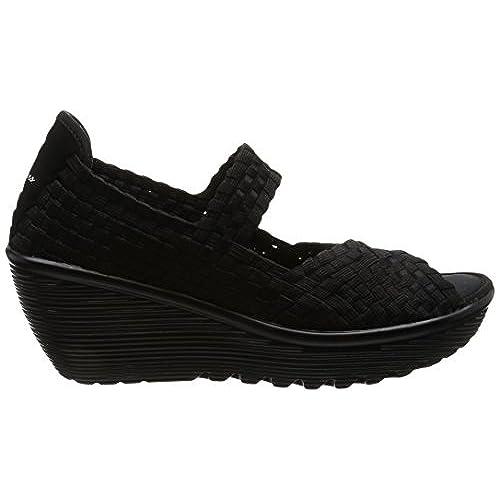 3a5c3c4ef01a durable service Skechers Cali Women s Parallel Midsummer s Weave Platform  Sandal