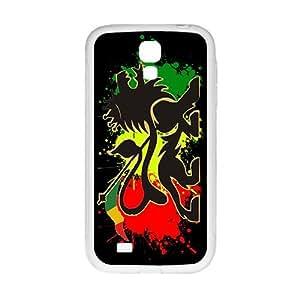 Happy Reggae Case Cover For samsung galaxy S4 Case
