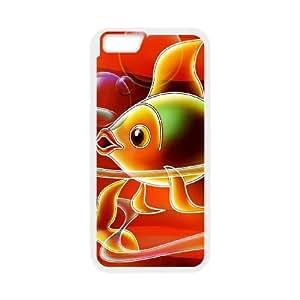 iPhone 6 Plus 5.5 Inch Phone Case Goldfish P78K789188