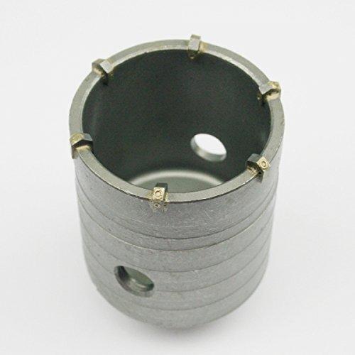 Original Blaufaust/® Bohrkrone mit HM Widia Schneiden D:55 mm