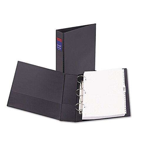 Avery Products - Avery - Durable EZ Turn Ring Legal Binder, 2