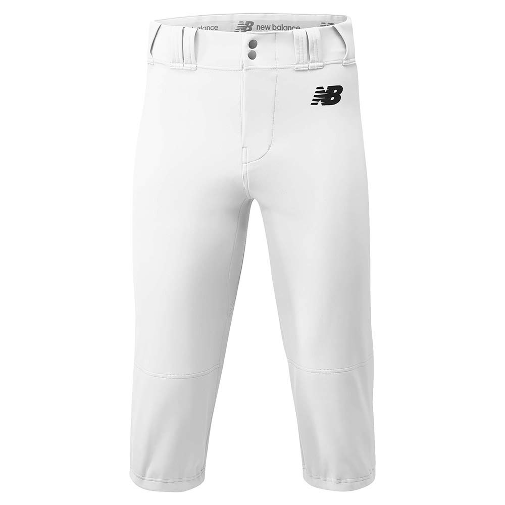 Blanc New Balance Adversary 2 Pantalon de Sport Blanc S Youth