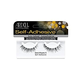 b733b5ebf5b Amazon.com : Ardell Self-Adhesive Lashes, Demi Wispiess : Fake Eyelashes  And Adhesives : Beauty