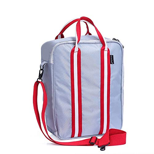a0c2860e0b3f Amazon.com : Saasiiyo Women Luggage Travel Bag Handbag Multifunction ...
