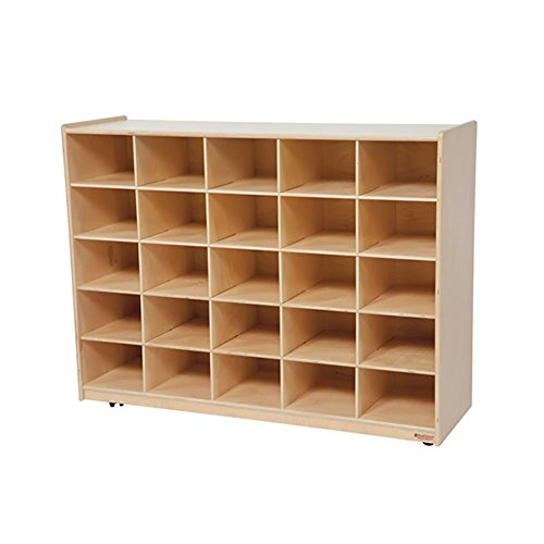 Wood Designs 25 Tray Storage without Trays ()