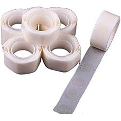 2x 100 Dots Glue Adhesive Tape for Balloon Wedding Decor Handmade Card