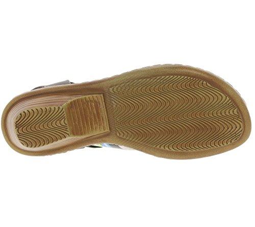 Supremo Sandales Dames Gris