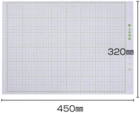 工作用紙 A3判 400枚 190-582