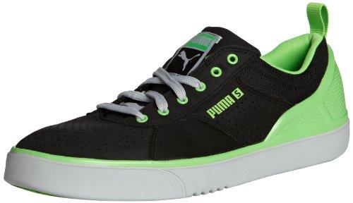 Low Noir Lite fluo top ris Green Schwarz homme 02 Puma Zanthem S Black high AtSq1wWYfy