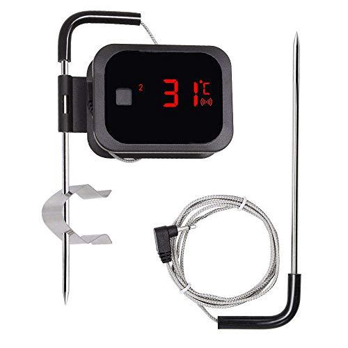 Inkbird IBT-2X-2 150' Bluetooth Wireless BBQ Grill Thermometer
