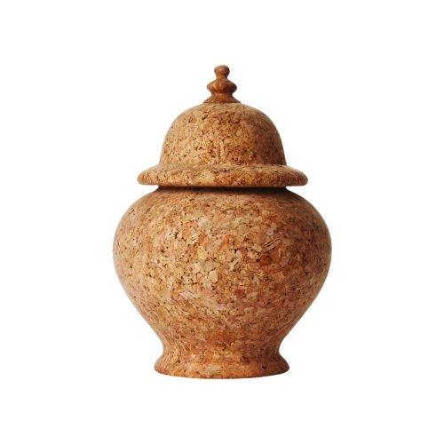 Juliska Quinta Cork 11'' Natural Cork Ginger Jar