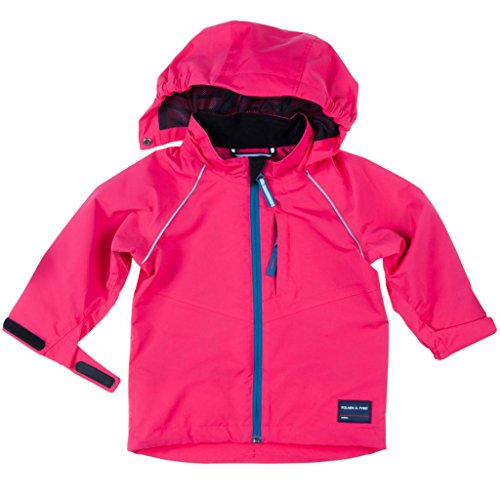 Polarn O. Pyret Waterproof Shell Jacket (Baby) - 1-1.5 Years/Jazzy by Polarn O. Pyret