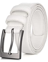 White Belts for Men