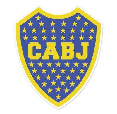CA Boca Juniors - Argentina Football Soccer Futbol - Car Sticker - 5