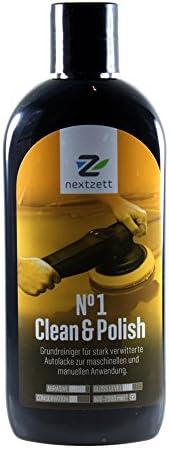 Nextzett N1 Clean Polish 250 Ml Auto