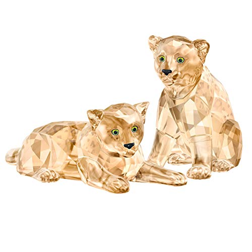 Swarovski SCS Amur Leopard Cubs 5428542