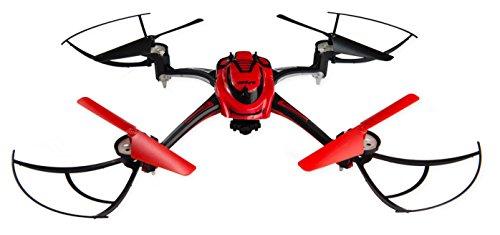Space Rails 4-Ch F802 2.4Ghz Remote Control Quadcopter Drone