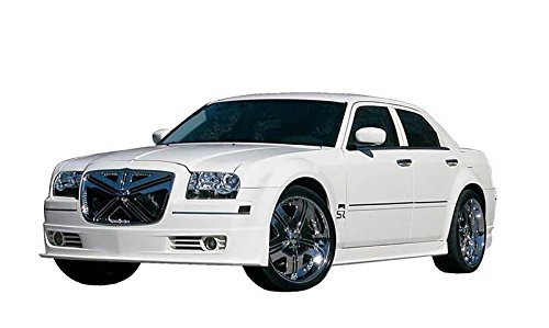 2005-09 Chrysler 300c - Stock# 300-200 Razzi Side Skirts