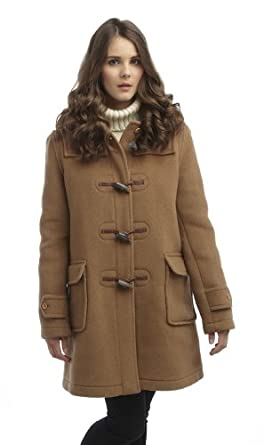 Amazon.com: Original Montgomery Women's London Duffle Coat: Clothing