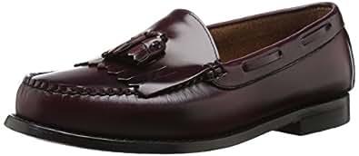 G.H. Bass & Co. Men's Layton Kiltie Tassel Loafer,Burgundy,9 B US