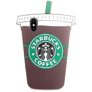 Amazon.com: 3D Brown Starbucks Coffee Case for Apple