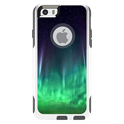 custom-white-otterbox-commuter-series-case-for-apple-iphone-6-plus-55-model-aurora-borealis-northern