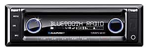 Blaupunkt Hamburg 420 BT - Reproductor de CD/MP3 (radio FM/OM/AM, Bluetooth, USB 2.0), color negro