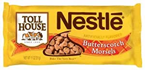 Nestle Butterscotch Morsels - 11 oz - 2 pk