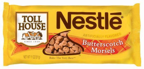Nestle Butterscotch Morsels - 11 oz - 2 pk
