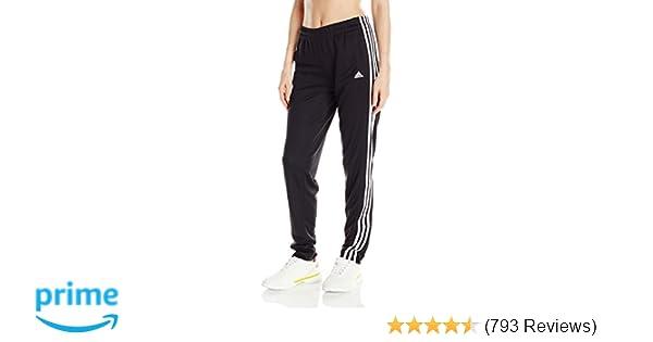 f73f1d35d59 Amazon.com: adidas Women's T10 Pants, Black/White, X-Small: Clothing