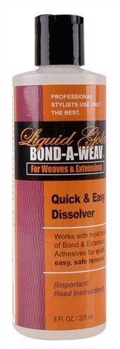Liquid Gold Bond A Weave Quick and Easy Dissolver 8oz