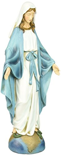 Renaissance Collection Joseph's Studio by Roman Exclusive Our Lady of Grace Figurine, 14-Inch