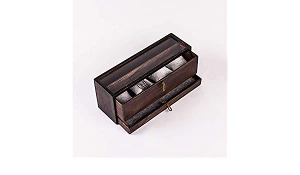 Amazon.com: Wood watch and jewelry organizer - Exclusive ...