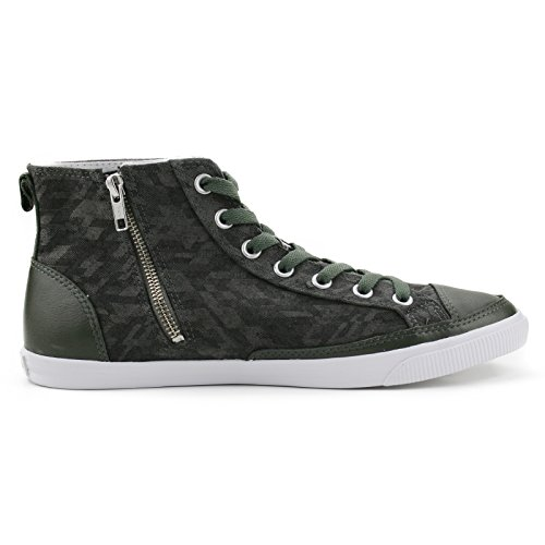 Chaussures Gris Vintage Avec Crocs Hommes D'embarquement D'époque xa47UFVu