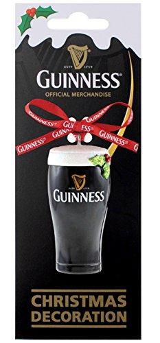 - Guinness Christmas Tree Decoration (Resin Pint)