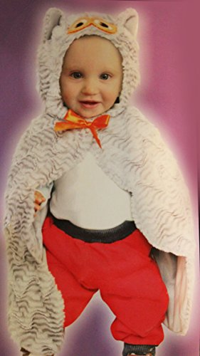 TOTALLY GHOUL OWL HALLOWEEN COSTUME SIZE: 2-3 YEARS for $<!--$19.99-->
