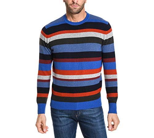 Multicolor Maglione Lana Uomo Gallo Ap10507130719 WcBgnfcSq