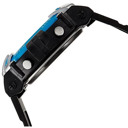 411jx%2BR522L. SS500  - Sonata Digital Grey Dial Men's Watch -NK7982PP04