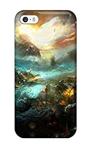 Tpu Case For Iphone 5/5s With Apocalyptic