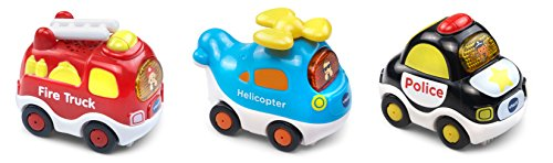 VTech Go! Go! Smart Wheels Starter Pack, Set of 3 ()