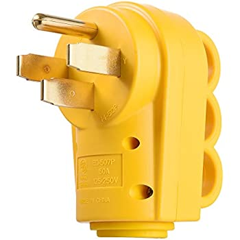 Amazon.com: Camco PowerGrip Replacement Plug- Transform
