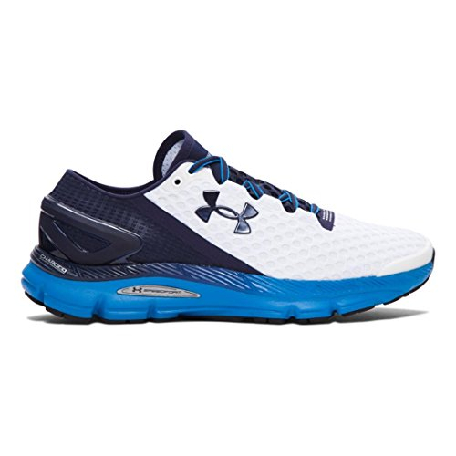 Speedform Turnschuhe Herren Gemini weiß Under 2 Armour UA blau qYHxnwSt